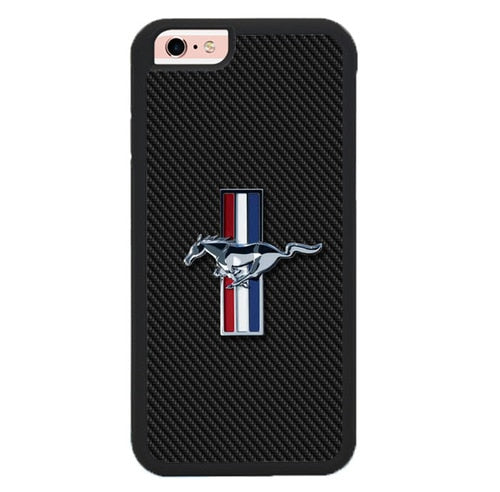 Ford Mustang X00305 fundas iPhone 6, iPhone 6S