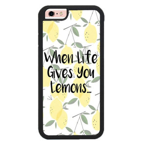 It's Time To Make Lemonade X00340 fundas iPhone 6, iPhone 6S
