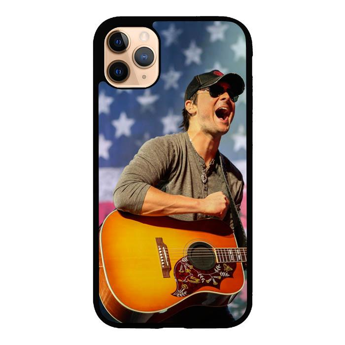 coque custodia cover case fundas hoesjes iphone 11 pro max 5 6 6s 7 8 plus x xs xr se2020 pas cher X8835 Eric Church X5611