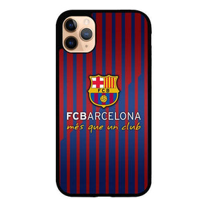 coque custodia cover case fundas hoesjes iphone 11 pro max 5 6 6s 7 8 plus x xs xr se2020 pas cher X8852 Fc Barcelona Logo X5831