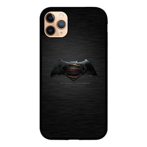 coque custodia cover case fundas hoesjes iphone 11 pro max 5 6 6s 7 8 plus x xs xr se2020 pas cher X8416 batman vs superman X6062