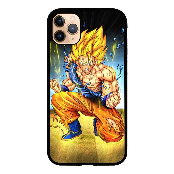 coque custodia cover case fundas hoesjes iphone 11 pro max 5 6 6s 7 8 plus x xs xr se2020 pas cher X8810 Dragon Ball Z X6058