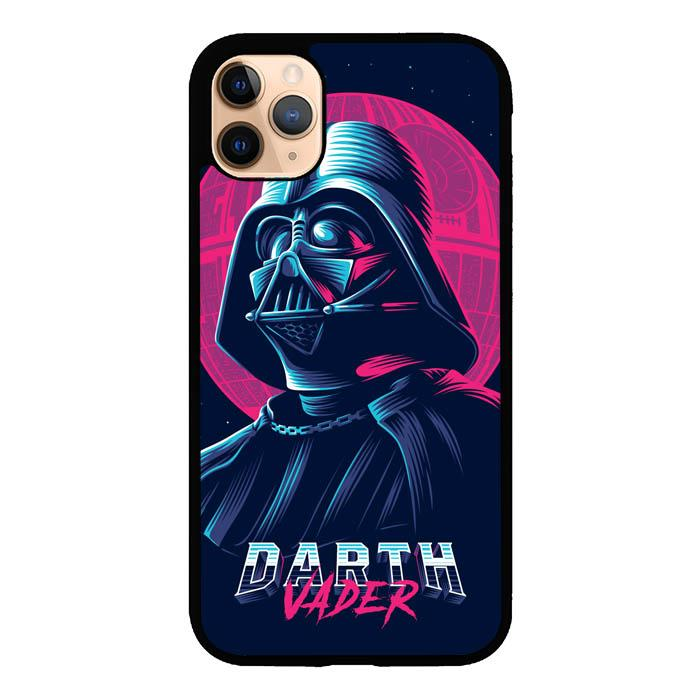 coque custodia cover case fundas hoesjes iphone 11 pro max 5 6 6s 7 8 plus x xs xr se2020 pas cher X8714 Darth Vader X9073