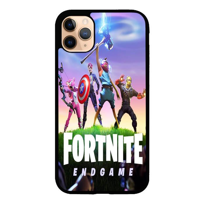 coque custodia cover case fundas hoesjes iphone 11 pro max 5 6 6s 7 8 plus x xs xr se2020 pas cher X8903 Fortnite Avengers X9214