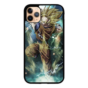 coque custodia cover case fundas hoesjes iphone 11 pro max 5 6 6s 7 8 plus x xs xr se2020 pas cher X8807 Dragon Ball Z Wallpaper X9333