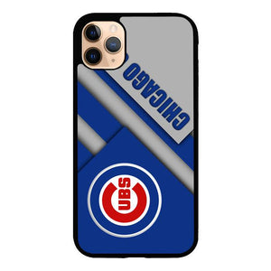 coque custodia cover case fundas hoesjes iphone 11 pro max 5 6 6s 7 8 plus x xs xr se2020 pas cher X8607 Chicago Cubs Wallpaper X9323