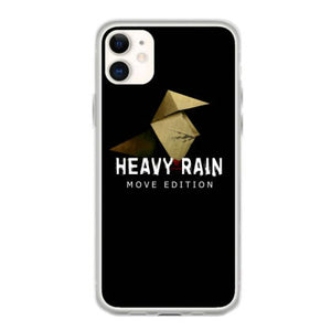 heavy rain fundas iphone 11
