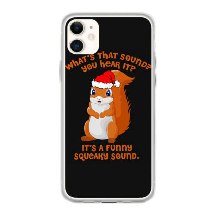 its a funny squeaky sound t shirt fundas iphone 11