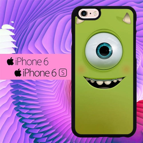 Monster University Wallpaper L0025 fundas iPhone 6, iPhone 6S