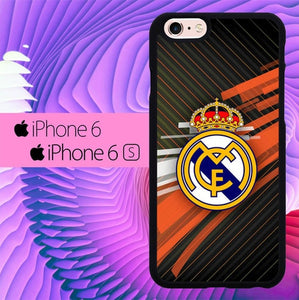 Real Madrid Wallpaper L0056 fundas iPhone 6, iPhone 6S