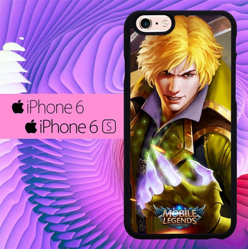Mobile Legends Character L0089 fundas iPhone 6, iPhone 6S