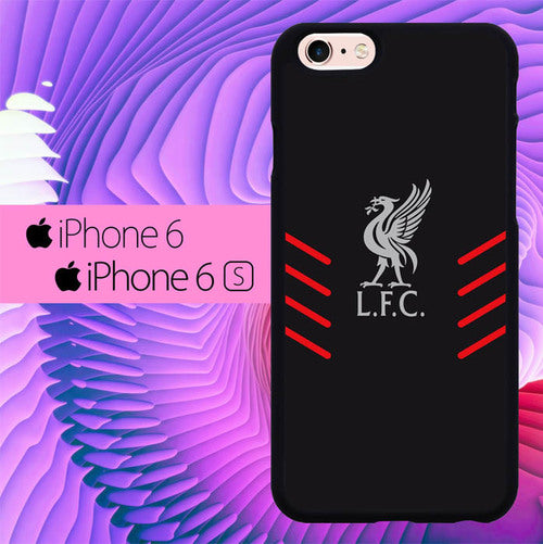Liverpool Simple Wallpaper L0175 fundas iPhone 6, iPhone 6S