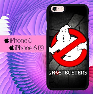 ghostbusters L0188a fundas iPhone 6, iPhone 6S