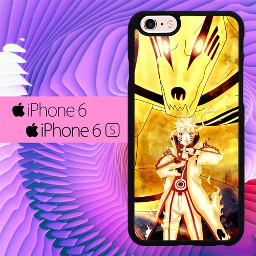 Naruto Wallpaper L0219 fundas iPhone 6, iPhone 6S