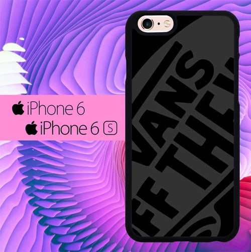 Vans Off The Wall Simple L0459 fundas iPhone 6, iPhone 6S