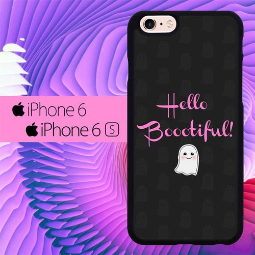 Hello Boootiful L0513 fundas iPhone 6, iPhone 6S
