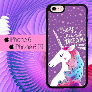 May All Your Dream Come True L0530 fundas iPhone 6, iPhone 6S