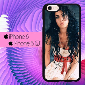 Amy Winehouse Singer L1354 fundas iPhone 6, iPhone 6S