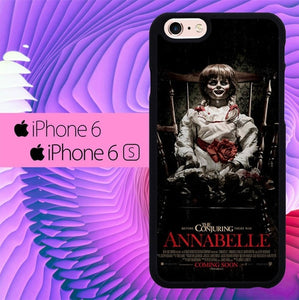 Annabelle Poster L1373 fundas iPhone 6, iPhone 6S