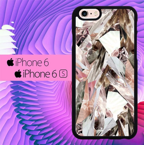 Superman Arnsdorf SS11 Crystal Pattern L1600 fundas iPhone 6, iPhone 6S