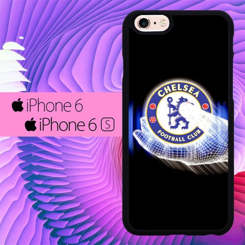 Chelsea Football L2728 fundas iPhone 6, iPhone 6S