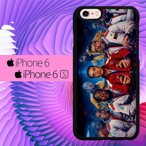 Logic the Incredible True Story L2753 fundas iPhone 6, iPhone 6S