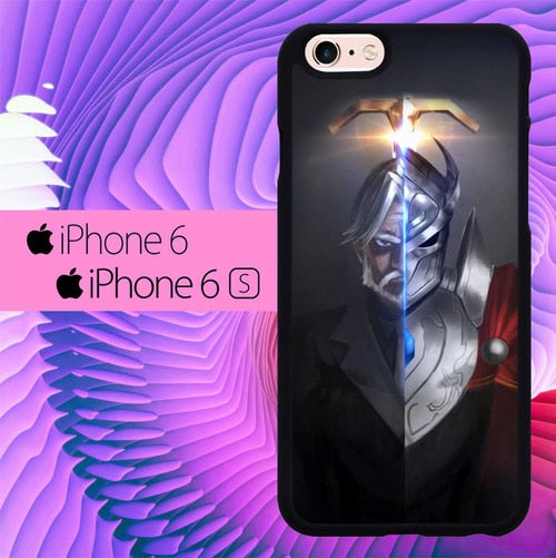 Overlord SebasXTouchMe L2858 fundas iPhone 6, iPhone 6S
