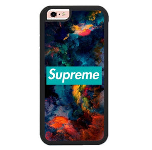 Supreme Coloured Abstract L3124 fundas iPhone 6, iPhone 6S