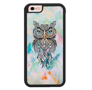 Owl Abstract L3270 fundas iPhone 6, iPhone 6S