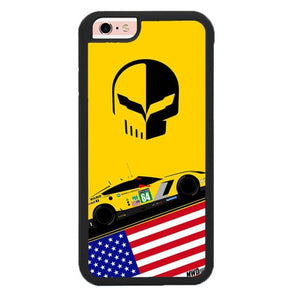 convette racing W9128 fundas iPhone 6, iPhone 6S