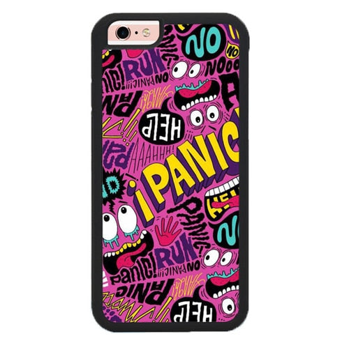 panic run W9138 fundas iPhone 6, iPhone 6S
