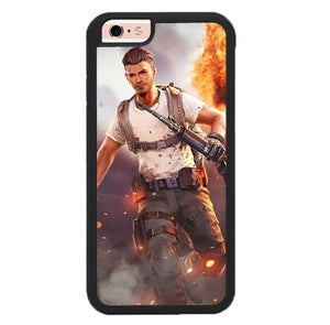 free fire W9182 fundas iPhone 6, iPhone 6S