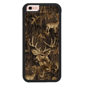 DEER CAMO W9185 fundas iPhone 6, iPhone 6S