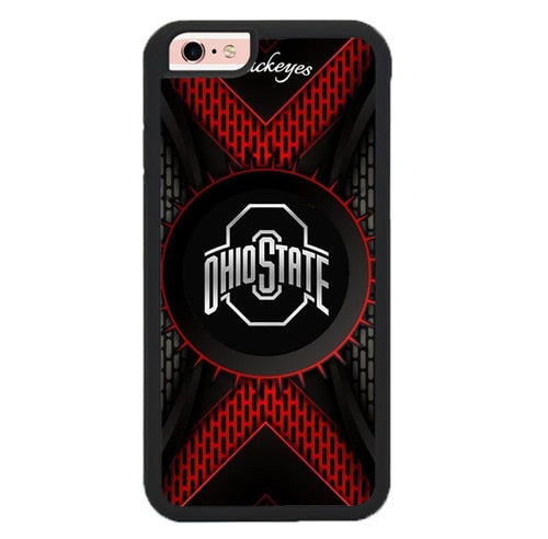 OHIO STATE W9228 fundas iPhone 6, iPhone 6S