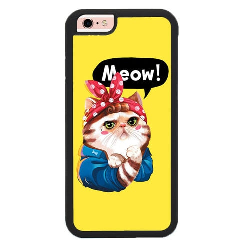 MEOW W9311 fundas iPhone 6, iPhone 6S