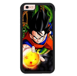 GOKU DRAGON BALL W9339 fundas iPhone 6, iPhone 6S