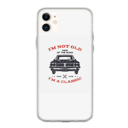 old car fundas iphone 11