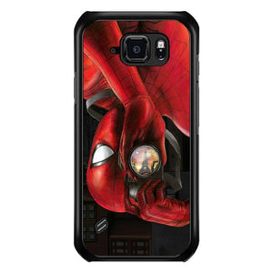 coque custodia cover fundas hoesjes j3 J5 J6 s20 s10 s9 s8 s7 s6 s5 plus edge B35959 SPIDERMAN SHOOT A PICTURE J0229 Samsung Galaxy S6 Active Case