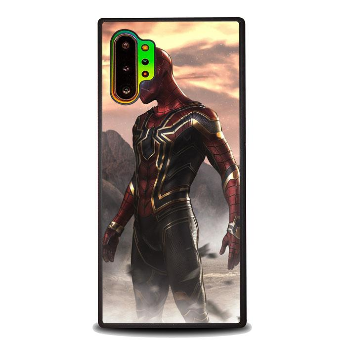 coque custodia cover fundas hoesjes j3 J5 J6 s20 s10 s9 s8 s7 s6 s5 plus edge B36025 Spiderman Wallpaper J0660 Samsung Galaxy Note 10 Plus Case