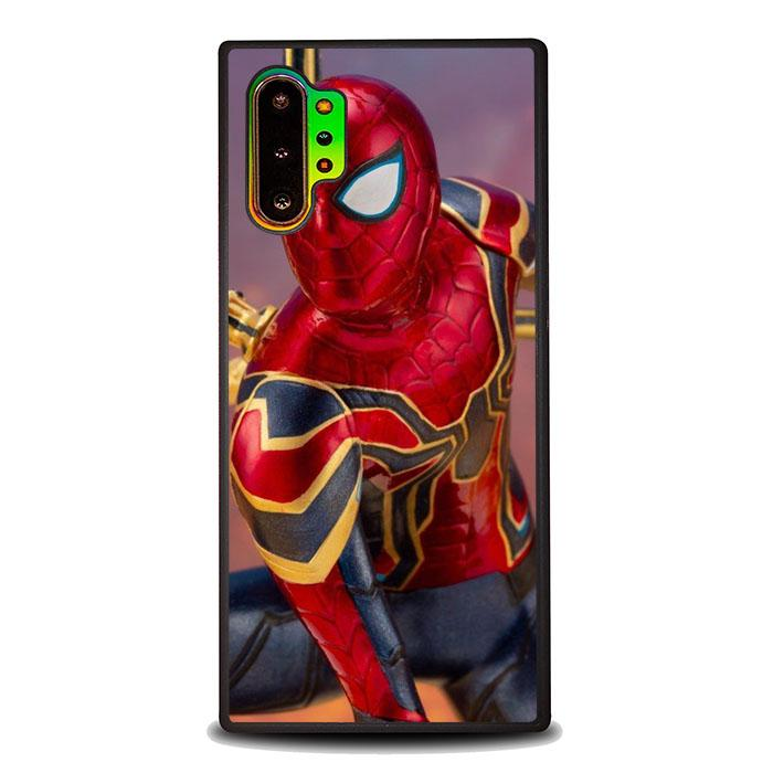 coque custodia cover fundas hoesjes j3 J5 J6 s20 s10 s9 s8 s7 s6 s5 plus edge B35937 Spiderman Poster J0666 Samsung Galaxy Note 10 Plus Case