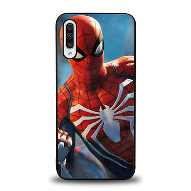 coque custodia cover fundas hoesjes j3 J5 J6 s20 s10 s9 s8 s7 s6 s5 plus edge B36032 Spiderman WallpaperJ0670 Samsung Galaxy A50 Case