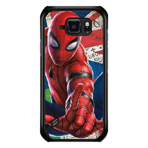 coque custodia cover fundas hoesjes j3 J5 J6 s20 s10 s9 s8 s7 s6 s5 plus edge B36039 Spidermann far From Home J0675 Samsung Galaxy S6 Active Case