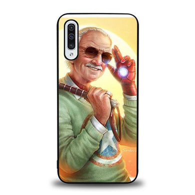 coque custodia cover fundas hoesjes j3 J5 J6 s20 s10 s9 s8 s7 s6 s5 plus edge B36206 Stan Lee J0720 Samsung Galaxy A50 Case