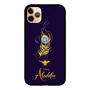 coque custodia cover case fundas hoesjes iphone 11 pro max 5 6 6s 7 8 plus x xs xr se2020 pas cher X8751 Disney Aladdin E1797