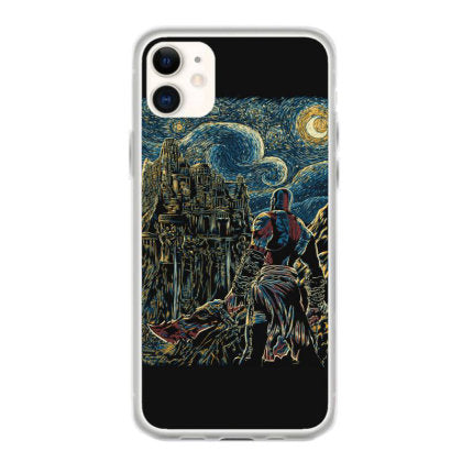 starry olympus fundas iphone 11