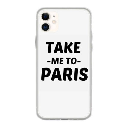 take me to paris fundas iphone 11