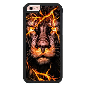 Fire In The Face P1835 fundas iPhone 6, iPhone 6S