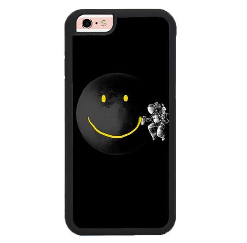 Astro Make Smile In The Moon P1930 fundas iPhone 6, iPhone 6S