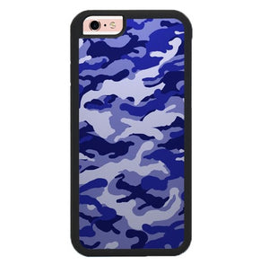 Purple Camo P1957 fundas iPhone 6, iPhone 6S