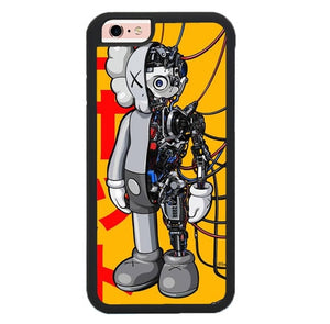Kaws Robot P1979 fundas iPhone 6, iPhone 6S
